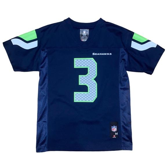 Seattle Seahawks Wilson #3 Jersey NFL Store Youth
